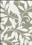 Waverly Cottage Wallpaper Birdsong 325873 By Rasch Textil For Brian Yates